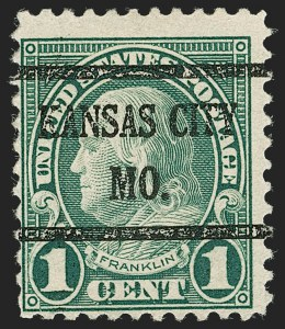 Stamp Smarter - Washington-Franklin Rotary Press Rarities