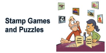 Stamp Smarter Games and Puzzles